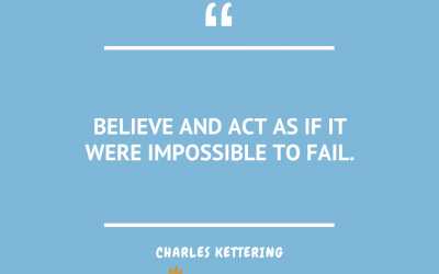 Wednesday Quotes – Charles Kettering