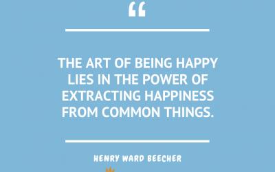 Wednesday Quotes – Henry Ward Beecher