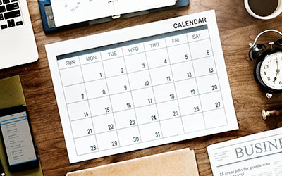 5 Reasons Why You Need A Work-At-Home Schedule