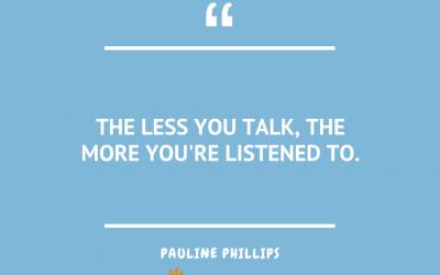 Wednesday Quotes – Pauline Phillips