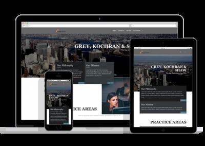 WordPress Responsive Attorney Theme One