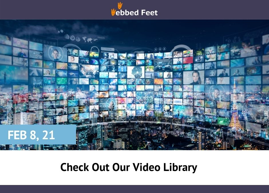 Check Out Our Video Library