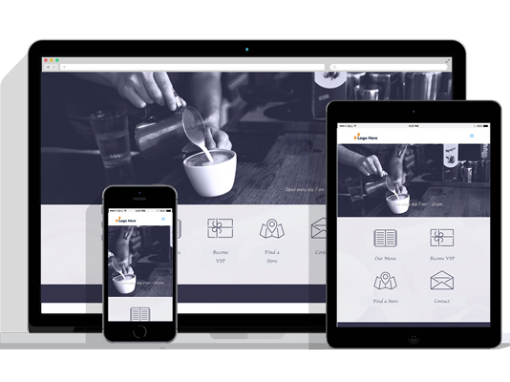 WordPress Responsive Restaurant Theme Three