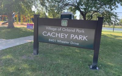 Cachey Park