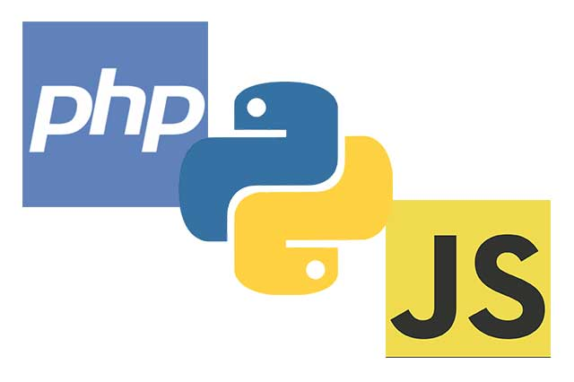 Comparing the Basic Syntax in three Languages: Javascript, PHP, and Python (Part 1)