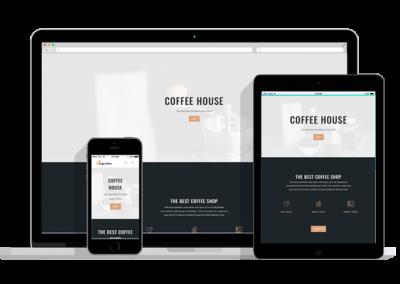 WordPress Responsive Restaurant Theme Four