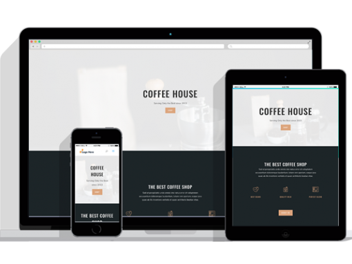 WordPress Responsive Restaurant Theme Four