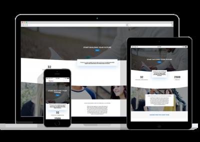 WordPress Responsive School Theme