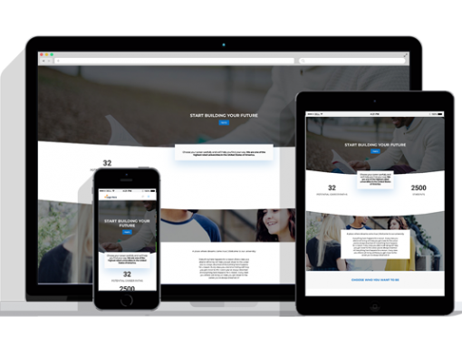 WordPress Responsive School Theme