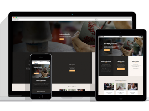 WordPress Responsive Studio Theme